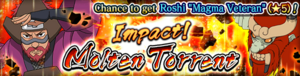 Impact! Molten Torrent Banner