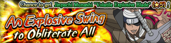 An Explosive Swing to Obliterate All Banner