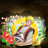 "Naruto Uzumaki ""Happy New Year"""