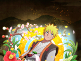"Naruto Uzumaki ""Happy New Year"""