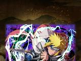 """Minato Namikaze """"Dazzling Bravery"""" (★6) (Blazing Awakened)"""