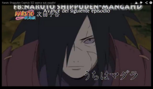 Madara Rinnegan Anime