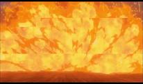 Aniquilacion de Fuego Madara