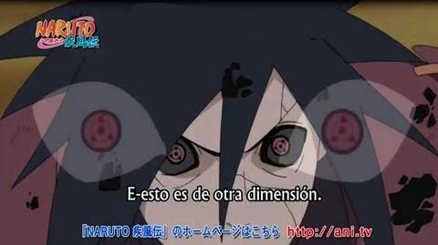 Naruto Shippuden Capitulo 322 avance sub español