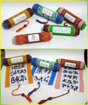 Handmade naruto scrolls by roxafoxxd-d33ucuq
