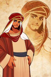 An ancient arab by nayzak-d5nuh3n