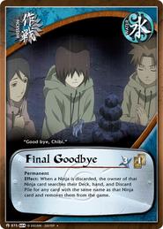 Final Goodbye