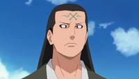 Hizashi resucitado por la Invocación Reencarnación del Mundo Impuro