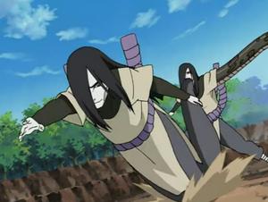 Modo Desplazamiento de Serpiente Anime