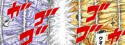 Naruto e Kaguya se enfrentam (Colorido)