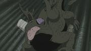 Camaleón Gigante de Cola de Serpiente Anime