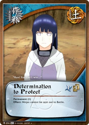 Determination to Protect