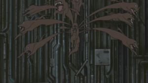 Jutsu Invocación Amplificada Anime