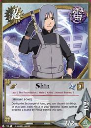 Shin BP