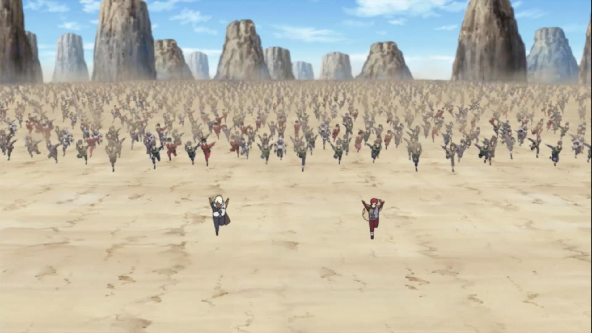 War Begins! | Narutopedia | FANDOM powered by Wikia