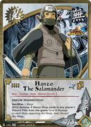 Carta Naruto Storm 3 Hanzo