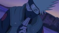 Dissipação de Genjutsu (Kakashi - Filme)
