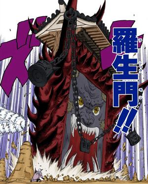 Invocación Rashōmon Manga