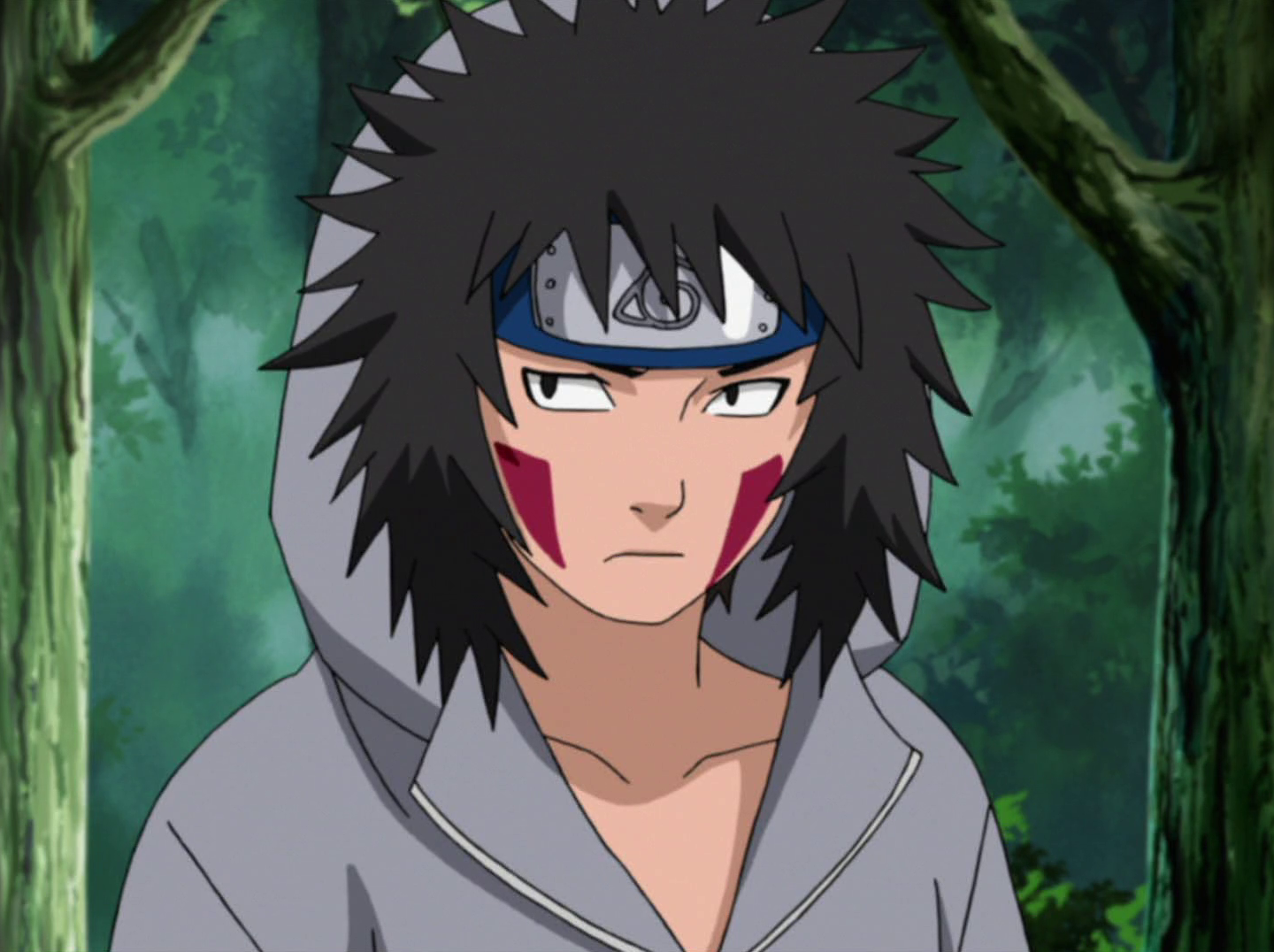 Is Kiba S Face Marks Face Paint
