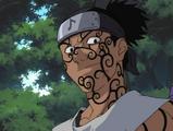 Kidōmaru en el Nivel Uno de su Transformación de Sello Maldito Anime