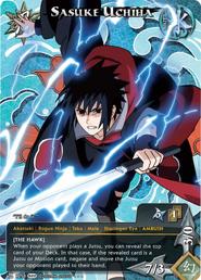 Sasuke Parte II WoW