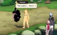 Sensoriamento de Emoções Negativas (Naruto e Kurama - Game)