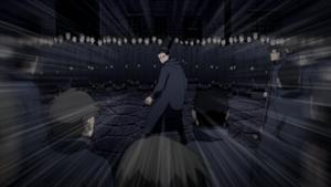 Shikamaru Surrounded