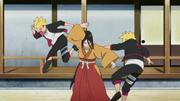 Boruto vs Hanabi