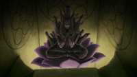 Demonic Statue