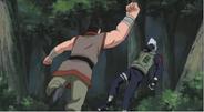 Gozu vs Kakashi