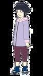 Hinata - 8 anos (Render)