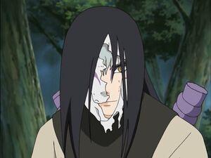 Jutsu del Desvanecimiento de la Copia Facial Anime