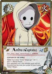 Anbu (Capitan) TP2