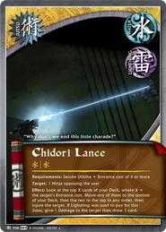 Chidori Lance