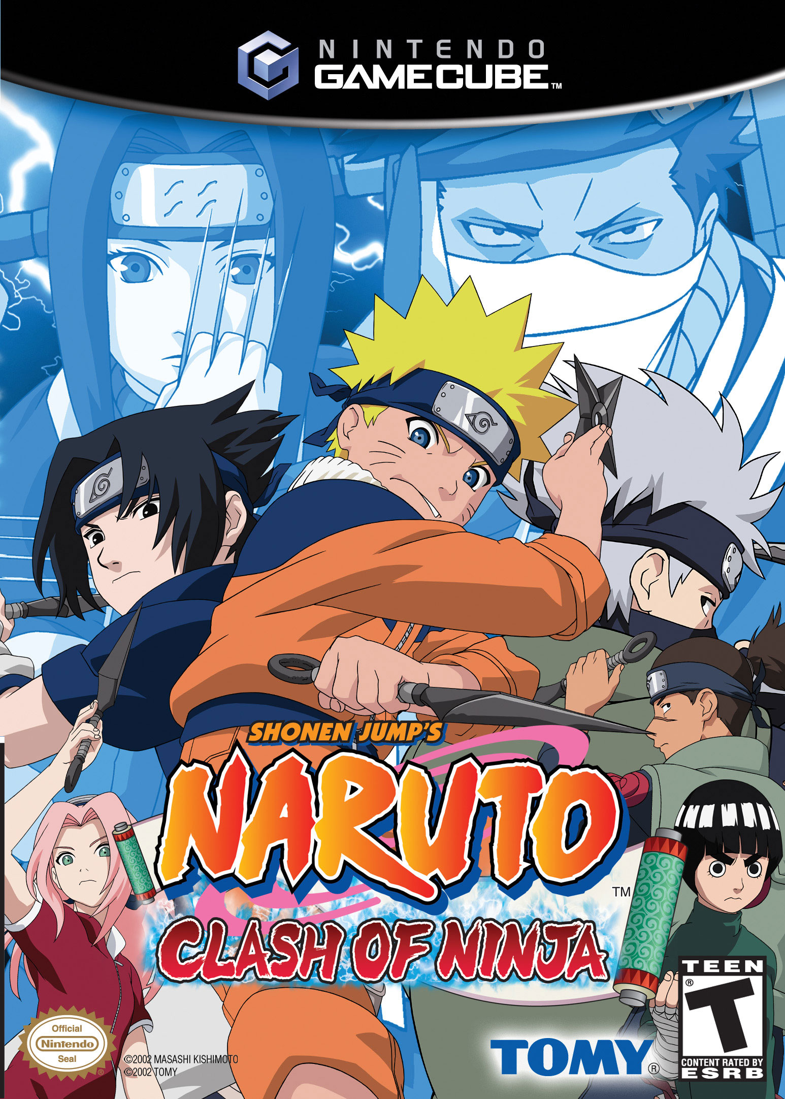Naruto: Clash of Ninja | Narutopedia | FANDOM powered by Wikia
