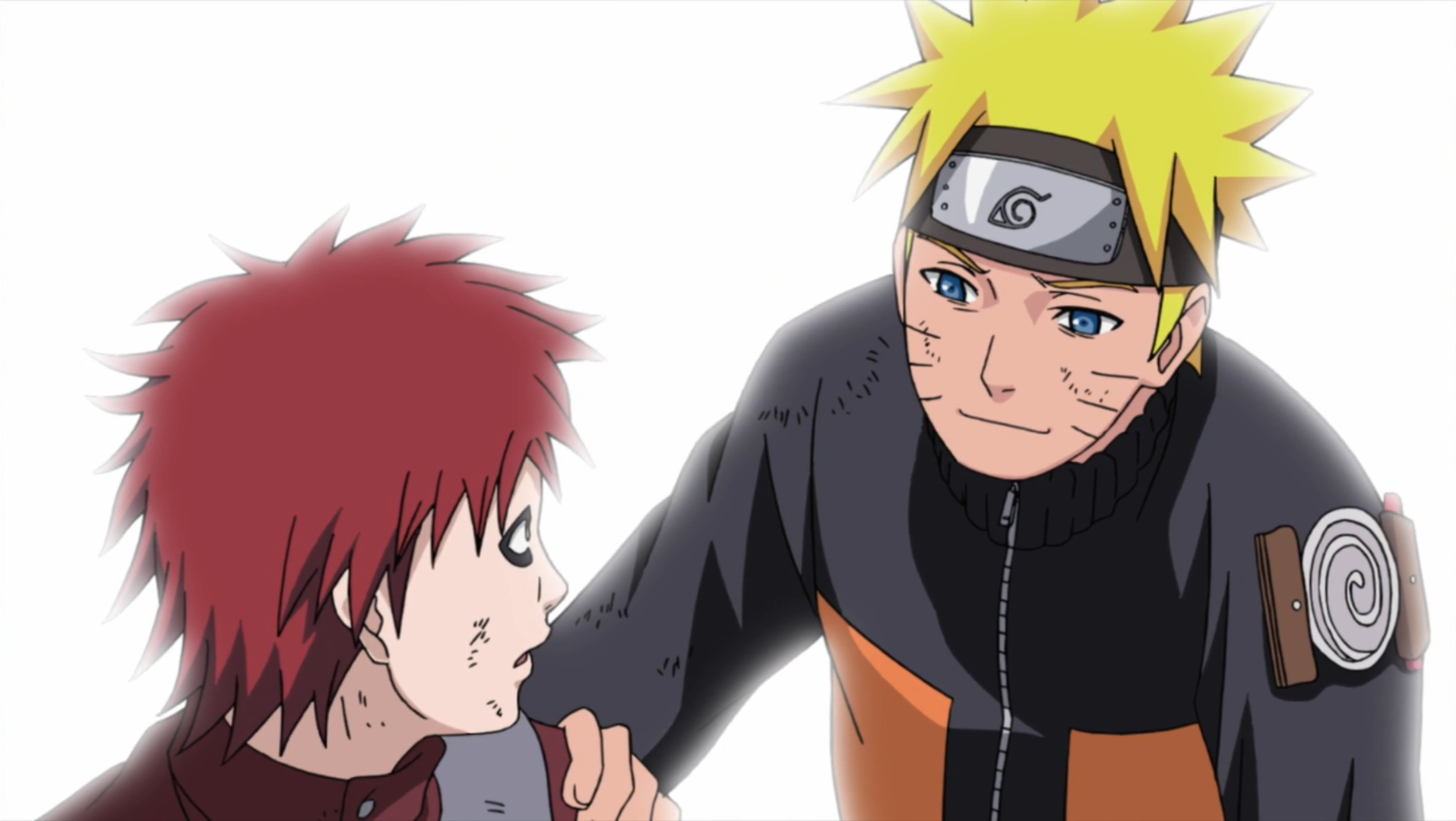 Naruto shippuden naruto and nine tails become friends before dating