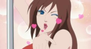 Jutsu Sexy Baile Ardiente Anime