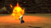 Liberação de Fogo - Performance da Canção da Chama do Dragão (1)