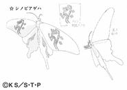 Arte Pierrot - Shinobi Ageha
