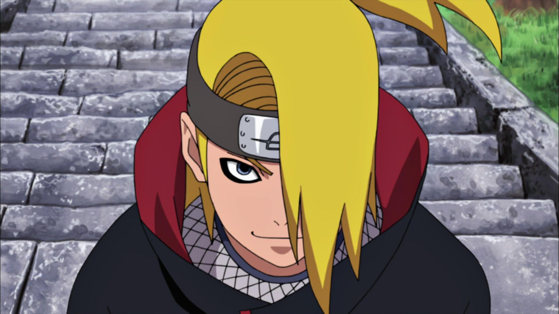Deidara Naruto