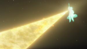 Explosión de la Rueda Dorada de Reencarnación