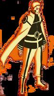 Modo Kurama (Naruto Gaiden)