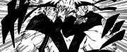 Naruto vs. Naruto Sombrio (Capítulo 493)