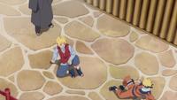 Boruto meets Kid Naruto