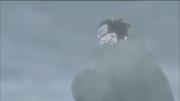 Kyūsuke se suicida tratando de derrotar a Obito