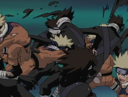 Naruto episodio 36