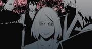 Sakura felicita Naruto e Hinata