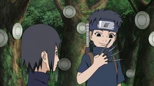 Shisui and Itachi