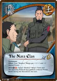 The Nara Clan SL