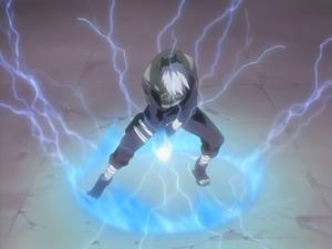 Cortador de Relámpago Anime
